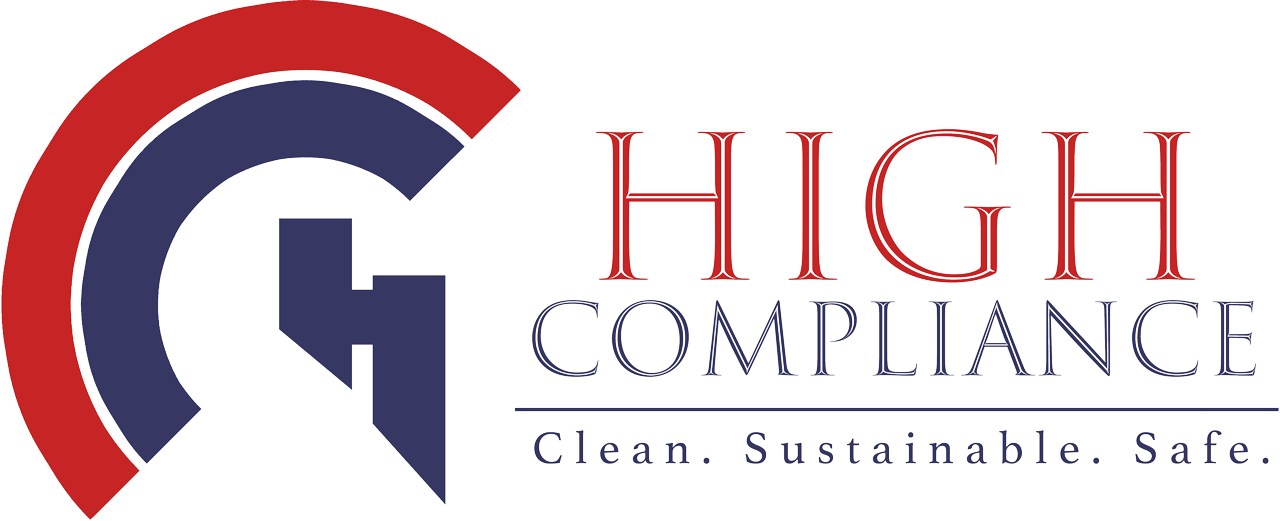 high compliance logo